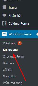 Cách tạo mã giảm giá trong WooCommerce WordPress