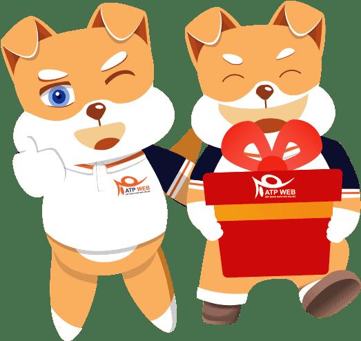 mascot 22 ATPWeb - Khởi Tạo Ngôi Nhà Online