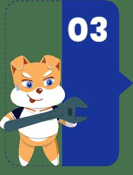mascot tktg 3 ATPWeb - Khởi Tạo Ngôi Nhà Online