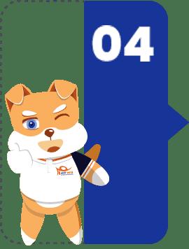 mascot tktg 4 ATPWeb - Khởi Tạo Ngôi Nhà Online