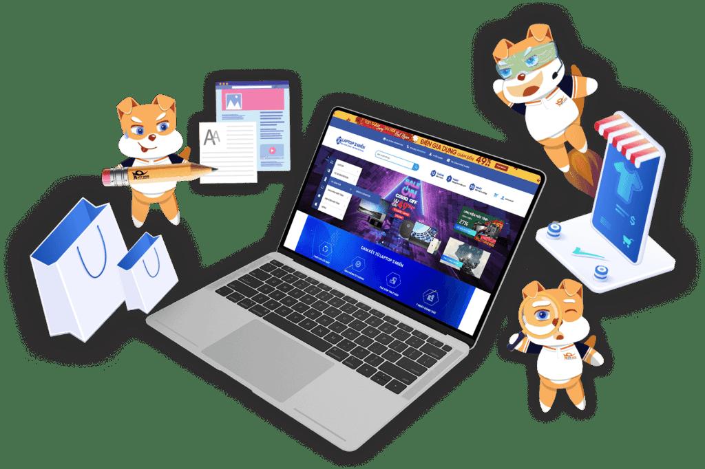 mascota ATPWeb - Khởi Tạo Ngôi Nhà Online